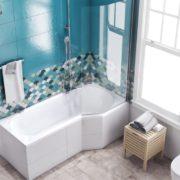 Vana Bathmaker Be Next 160×80 cm, pravá