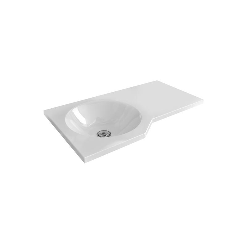 Umyvadlo Bathmaker Be Next, 60×34,5 cm