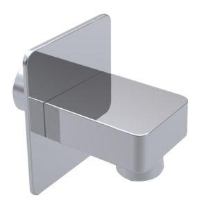 Vyústění sprchy 6×6 cm