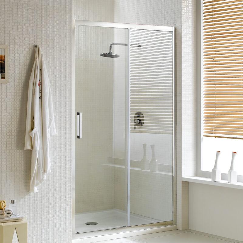 Sprchové dveře Bathmaker S301 D 140 cm