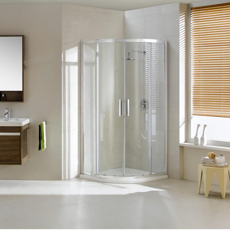 Sprchový kout Bathmaker S301 Q 100×100 cm