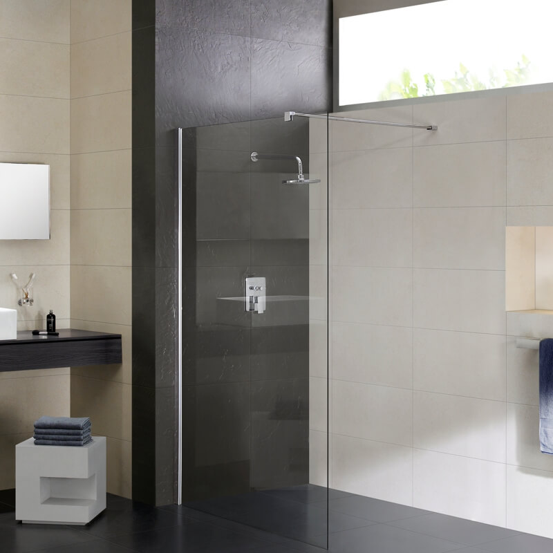 Sprchový kout Bathmaker Walk-in S801 120 cm