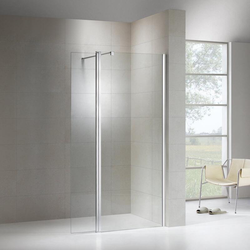 Sprchový kout Bathmaker Walk-in S801 90+30 cm